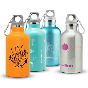 350ml double wall thermo bottle/ 350ml sport bottle / 350ml drink bottle/ vacuum flask bottle