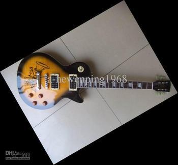New Sunburst Slash Model electric guitar China guitar vintage sunburst 110825