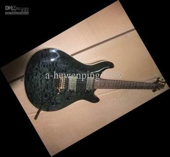 2012 New custon shop guitar Reed Private Stock SingleCut Charcoal Burst Electric Guitar 110210