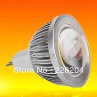 High lumen LED MR16 220V GU5.3  led bulbs LED Spotlight Warm/pure whit 3 years warranty