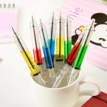 Stationery syringes ballpoint pen syringe ballpoint pen cartoon pen