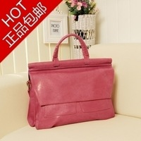 2012 women's handbag bag fashion cross-body bag big women's brief bags vintage bag shoulder bag