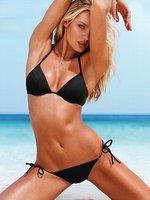 2014 high quality brazilian brand sexy women's bikini strap lingerie swimwear for women bathing suit plus size white black wear