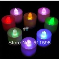 Low price good quality Free shipping LED candle light,sound control Candle,colors changing candle,Toys