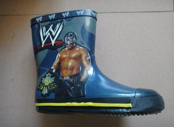 Child rainboots boots children shoes children boots blue rain boots 31 33