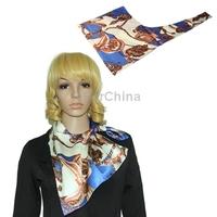 Free Shipping Stylish Handbag Pattern Silk Scarf Neck Wrap for Fashion Girl