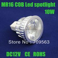 50X dimmable 10W MR16 12v led lights  led home lighting  led recessed lighting individual led lights -030