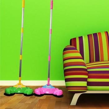 Floor cleaner hand-held rod sweeper besmirchers household appliances