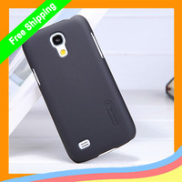 MOQ 1PC Nillkin Super Shield Shell case for Samsung GALAXY S4 Mini i9190 + Screen Protector + retail packing + Free Shipping