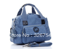 Free shipping Women bag computer bag handbag shoulder bag Messenger bag waterproof nylon cloth monkey
