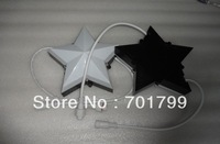 DC12V WS2801 star type pixel module,6pcs 5050 SMD rgb led inside,1.44W,IP68,ONE sides;200mm diameter;milky cover