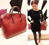 2013 women's fashion handbag handle zipper decoration vintage bags