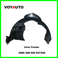 Inner Fender for POLO V '05-06  OEM 6Q0 809 957 or 958