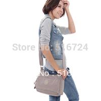 Free shipping Lightweight nylon cloth bags of washing Messenger bag fashion handbags casual shoulder bag monkey bag