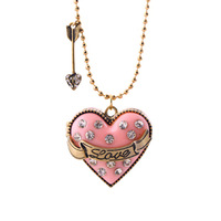 DY532 Vintage Heart Chain  Necklace Pendant,Fashion  Chunky Punky  Heart Jewelry For Women,Big Discount ,2013 New Arrival