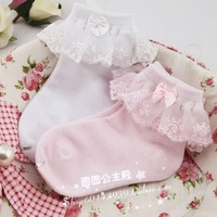 The baby princess socks, cotton socks