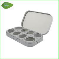 fly box  fishing box 1500-8WR,high quality AL. box, various color