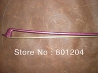 5pcs of Carbon violin bow  in pink color (4/4 size) composite bow