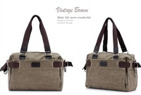 FREE SHIPPING Canvas Casual Handbag Travel Messenger  Big Bags