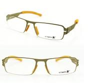 MYKITA  new tide level alloy glasses full frame metal frame glasses myopia frame Buy lens frame send lenses