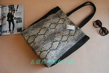 Fashion normic mng mango unique boa shoulder bag tote 80
