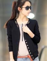 Free shipping W357 women jacket belt long-sleeve V-neck cardigan jack for ladies clohtes  M-XL 3 COLOR