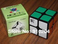 Free shipping!!Dayan Zhanchi 2x2 50mm Speed Cube Black