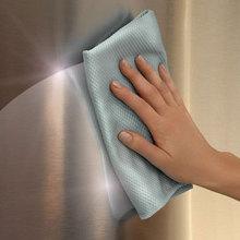Novos 2014 frete grátis produtos de limpeza doméstica dishclout pano de limpeza de microfibra 5pcs(China (Mainland))