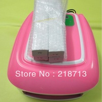 Free shipping! Hot sale 36W 110V Gel Curing Nail UV Lamp Polish Dryer With 4pcs 9W UV Light Bulb Style KT858 Drop Shipping!