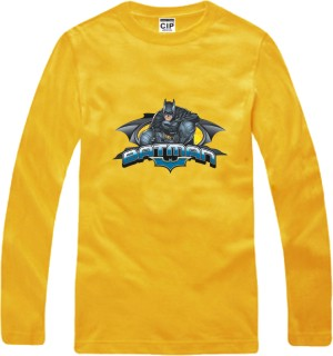 Free Shipping 2013   lovers batman plus size long-sleeve T-shirt basic   cotton shirt