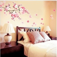 Free shipping Three generations of wall stickers tv background wall ofhead chinese style sticker extra large