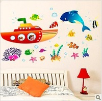 Free shipping New arrival wall stickers child cartoon wall stickers decoration sticker