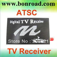 car ATSC digital TV receiver&antenna  for USA CANADA