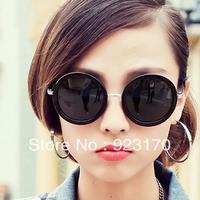 Free shipping cheap 2014 fashion star style big box prince's sunglasses CR032