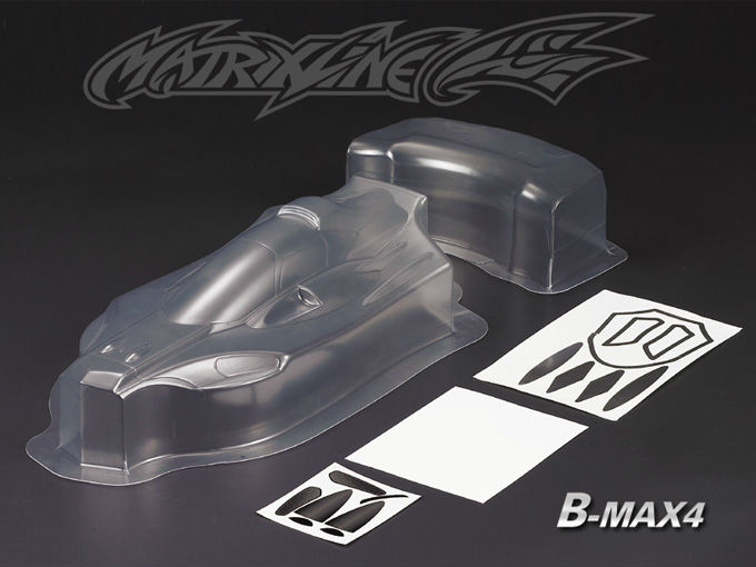 Stm-racing B-MAX4 BUGGY PC BODY SHELL PC201016 1:10 buggy(China (Mainland))