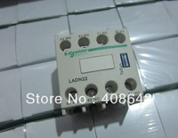 ' Free shipping Schneider LADN22 Auxiliary contactor block 4 contacts