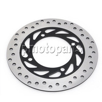 Motocycle Parts Rear Brake Disc Rotor FIT  FOR  Honda CB400F 89-90 CB500 97-04 CB750 92-02 CB900F Hornet 919 02-07
