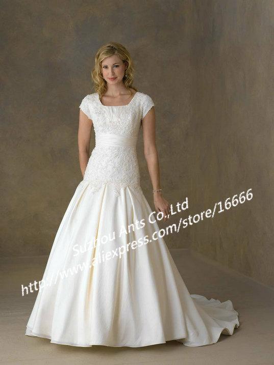 Best Designer Short Wedding Dresses - Flower Girl Dresses