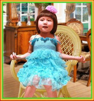 Sale tutu dresses girls summer dresses shij015 wholesale girls' dresses sundresses baby girls