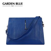 Fashionable casual cowhide envelope bag it bag korean soaps buckle chain women's handbag day clutch