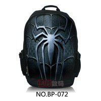 "Hot spider logo 13"" 14"" 15"" College  Bag  Laptop Daypack Hiking Backpack Rucksacks Book bag Travel Bag"