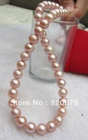 8-9mm AAA south sea Cultured Pearl Necklace 18""