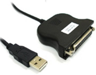 Usb adapter cable usb to 25f usb adapter cable turn usb parallel printer cable computer accessories(China (Mainland))