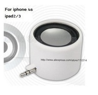 "Fashion New A01 Mini Mobile Speaker Loudspeaker for iPhone iPad 4 3 2 Android 4.2 7.9"" 9.7"""