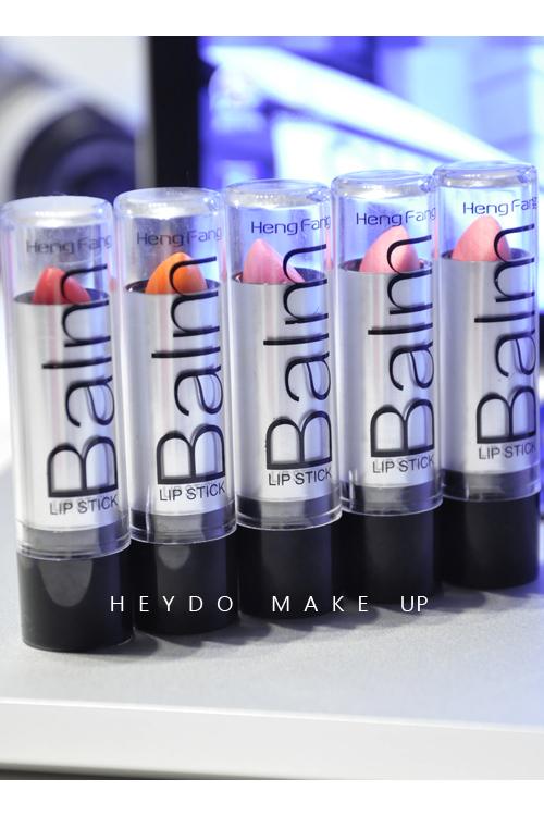 Streamer condensed color moisturizing lipstick orange full powder