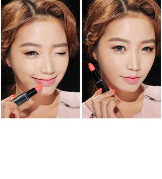 Eunchai generation sty nda 3ce glass coral color lipstick 505