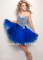 Short Sweetheart Homecoming Cocktail Party Ceremony Celebration Evening Dresses