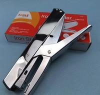Free shipping Eagle 828s hand-held stapler plicrs stapler books
