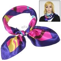 Free Shipping Hot Sale Stylish Silk Scarf Neck Wrap for Fashion Girl