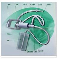 New type irrigation syringe manual cleaner enema